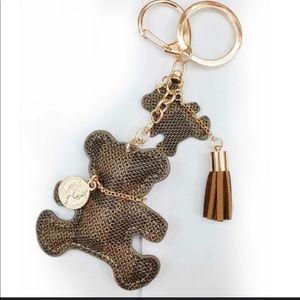 Accessories - Teddy bear bag charm / keychain